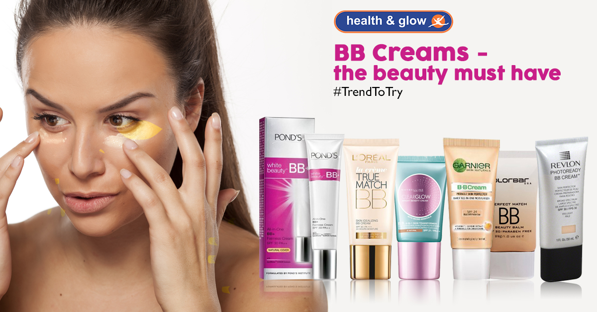 BB Creams – The Beauty Must Have