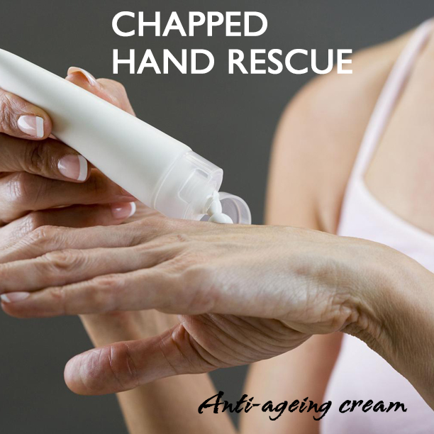 Chapped Hand Rescue