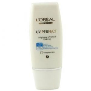 LOreal Dermo Expertise UV Perfect 12H Long Lasting UV Protector Even Complexion,LOreal Dermo 12H UV Protector Moisturiser, Sunscreen Moisturiser