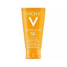 Vichy Capital Soleil Velvety Cream SPF 50,Vichy SPF 50 Cream, Sunscreen cream