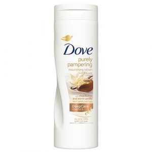 Dove Purely Pampering Shea Butter and Warm Vanilla Body Lotion