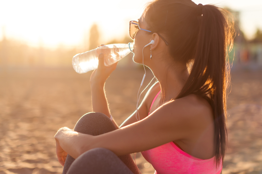 Health Hacks we learnt from Olympians-water