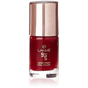 lakme-9-to-5-long-wear-nail-color-red-league